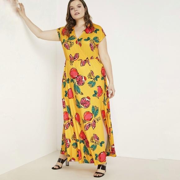 Eloquii Dresses & Skirts - NWT Eloquii Maxi Dress